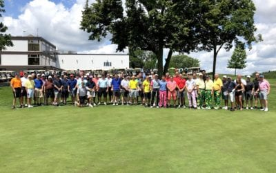8th Annual Golf Outing and Reception